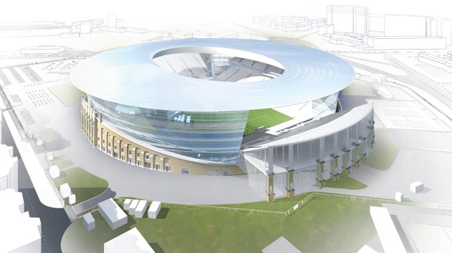Ekaterinburg: Central Stadium