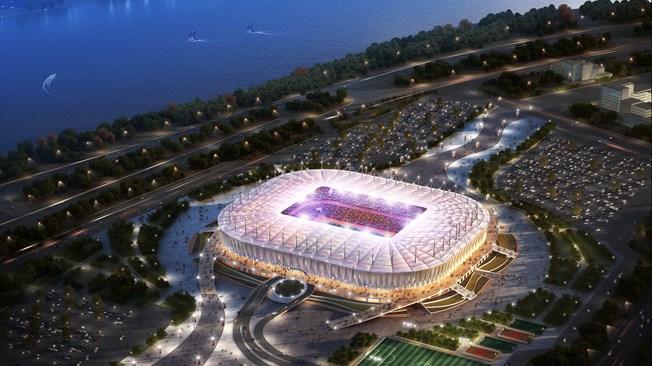Rostov-on-Don: Rostov Arena