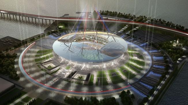 Saint-Petersburg: Saint Petersburg Stadium
