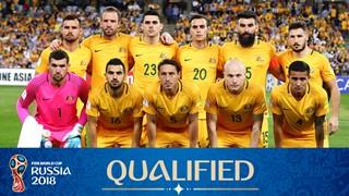 Photo de l'équipe Australie