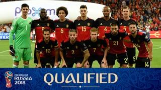 Photo de l'équipe Belgique