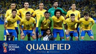Photo de l'équipe Brésil