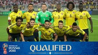 Photo de l'équipe Colombie