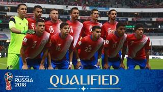 Photo de l'équipe Costa Rica