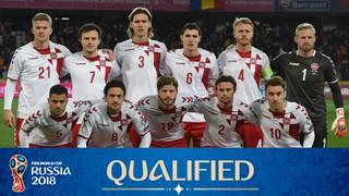Photo de l'équipe Danemark