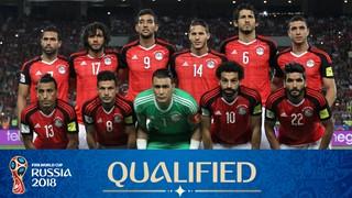 Photo de l'équipe Egypte
