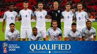 Photo de l'équipe Angleterre