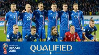 Photo de l'équipe Islande