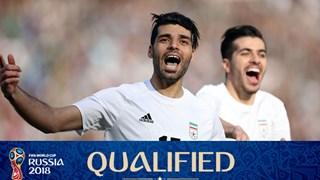 Photo de l'équipe Iran