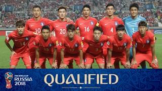 Photo de l'équipe Corée du Sud