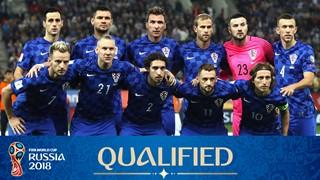 Photo de l'équipe Croatie