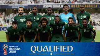 Photo de l'équipe Arabie Saoudite