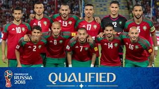 Photo de l'équipe Maroc