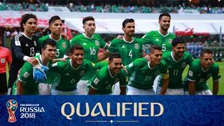 Photo de l'équipe Mexique