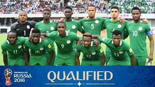 Photo de l'équipe Nigeria