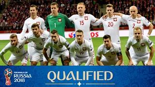 Photo de l'équipe Pologne