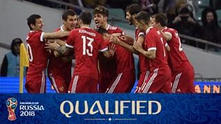 Photo de l'équipe Russie