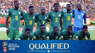 Photo de l'équipe Senegal