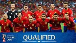 Photo de l'équipe Espagne