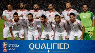 Photo de l'équipe Tunisie