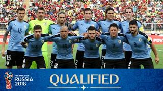 Photo de l'équipe Uruguay