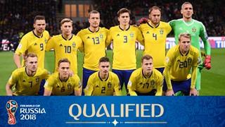 Photo de l'équipe Suède